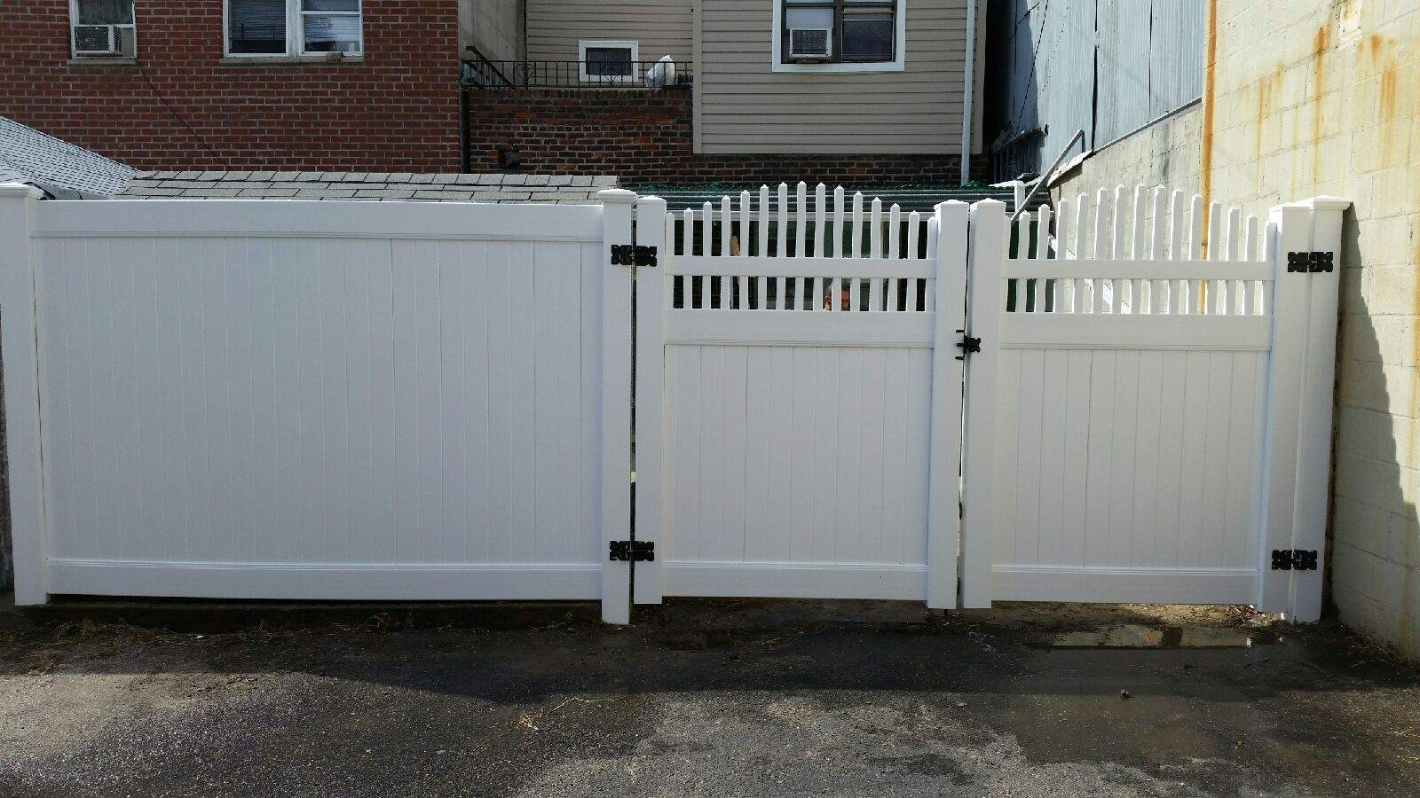 Gates Quality Fence Usa Gate For Transitional Putting Up Electric Prev