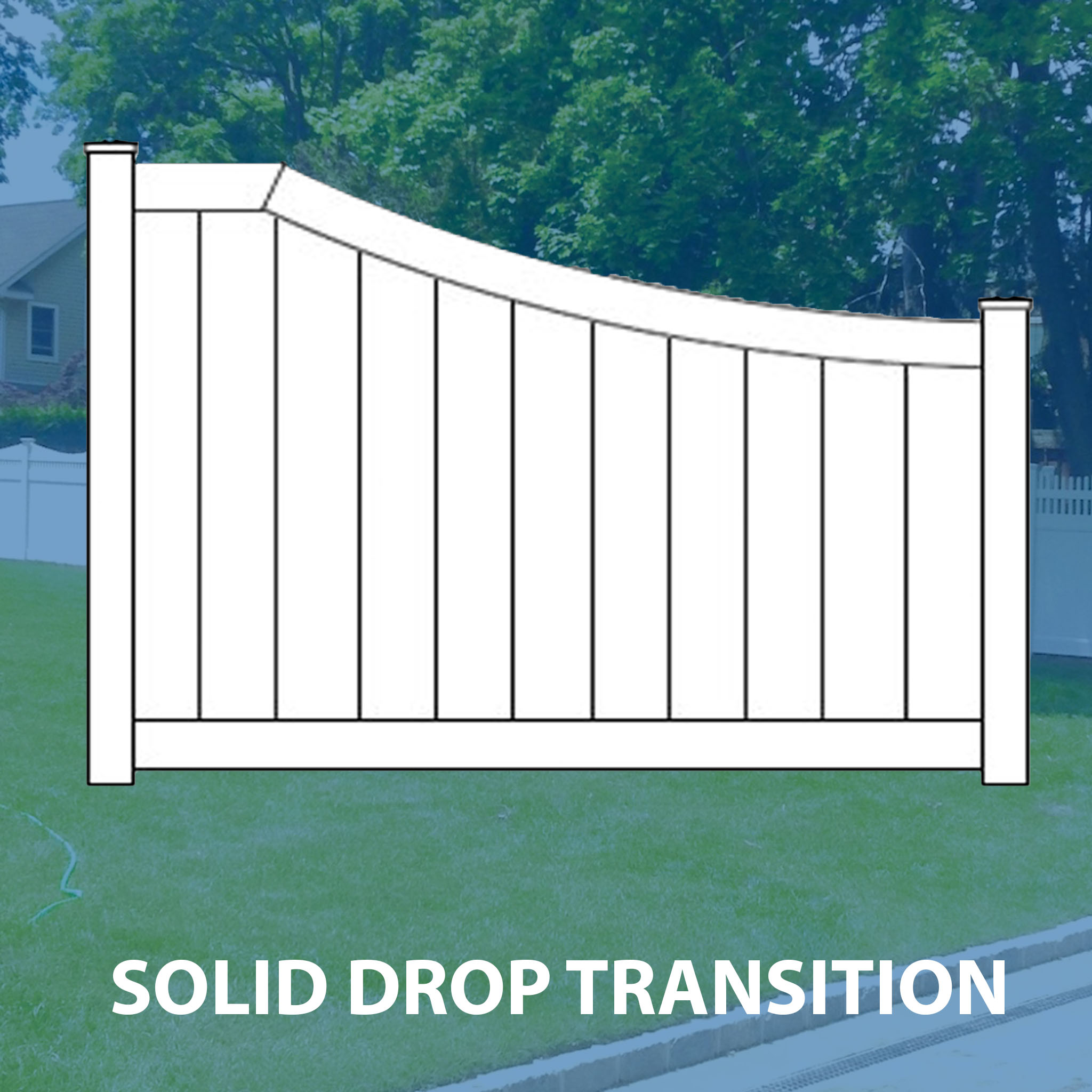 Transition Sections Quality Fence Usa Gate For Transitional Putting Up Electric Privacy
