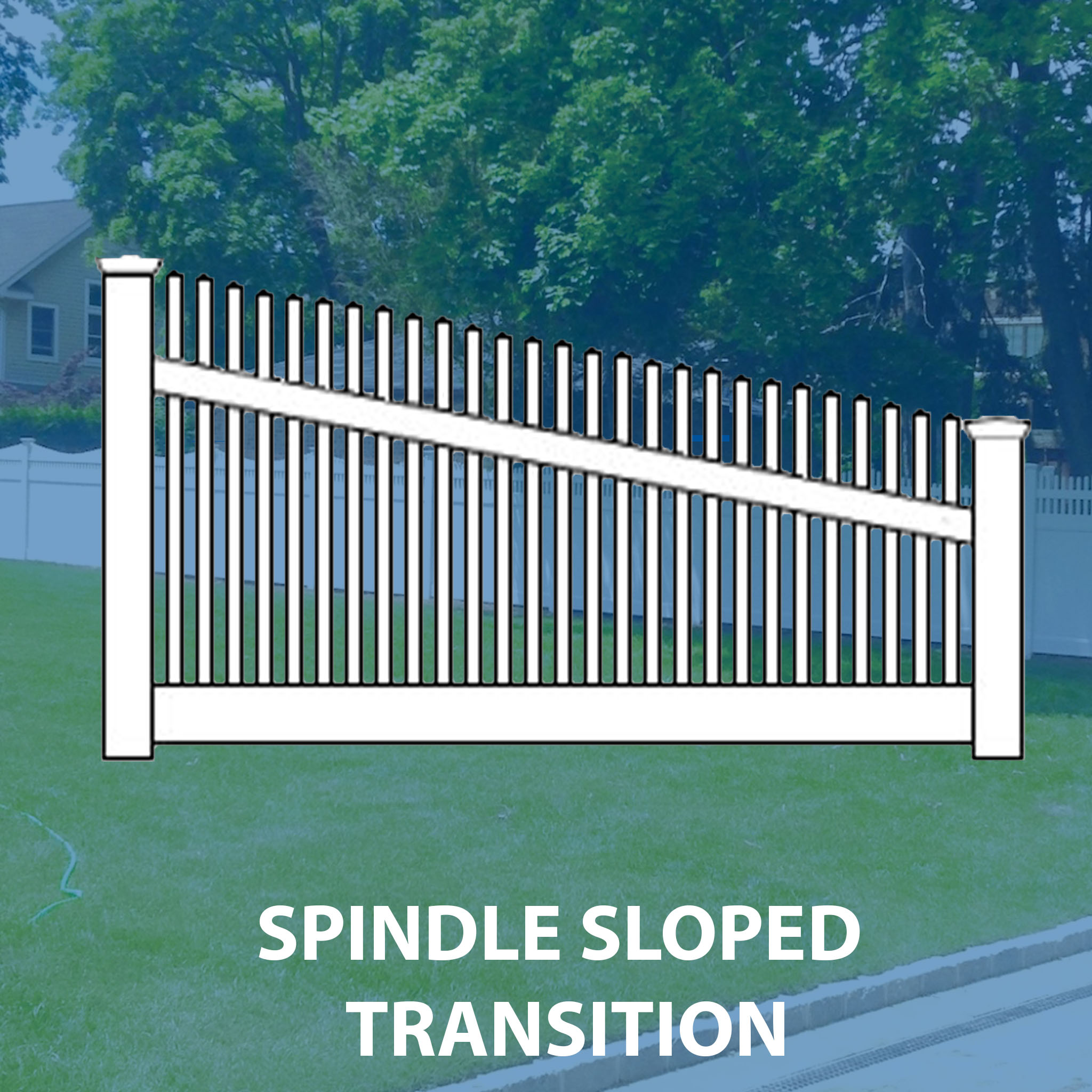 Transition Sections Quality Fence Usa Gate For Transitional Putting Up Electric Spindle