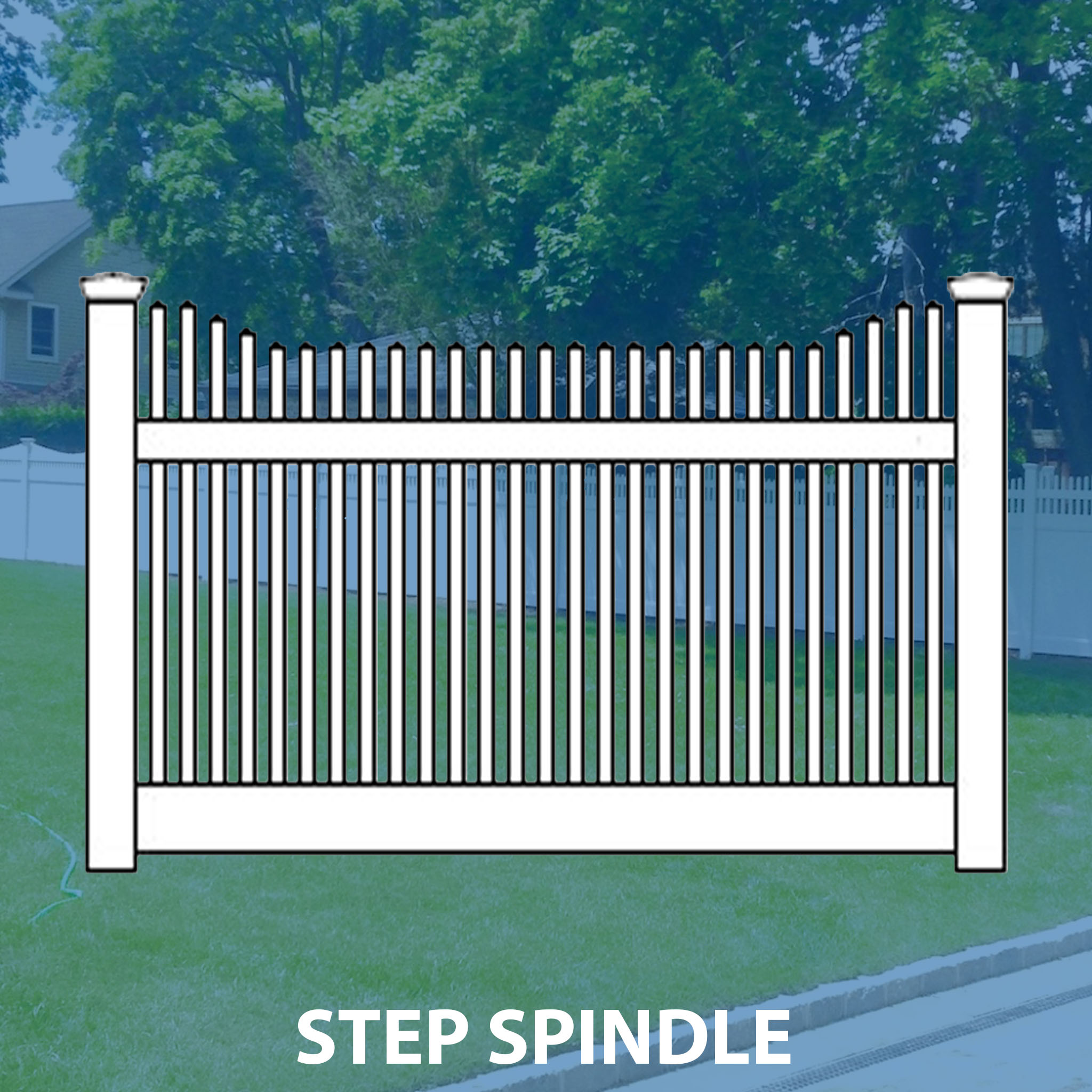 Spindle Sections Quality Fence Usa